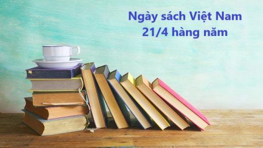 Sự ra đời và ý nghĩa Ngày Sách Việt Nam 21/4