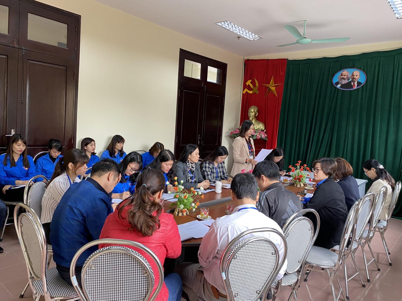 Sinh hoạt chuyên đề tại Thư viện tỉnh Bắc Ninh